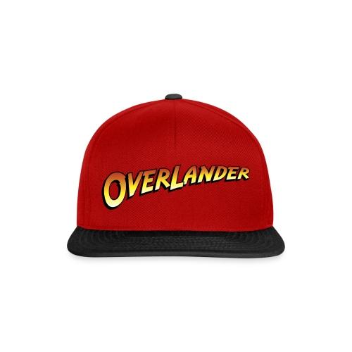 Overlander - Autonaut.com - Snapback Cap