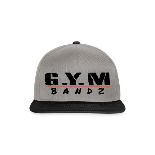 G.Y.M Bandz - Snapback Cap