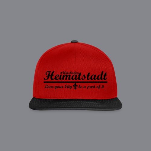 Love your City Wiesbaden - Snapback Cap