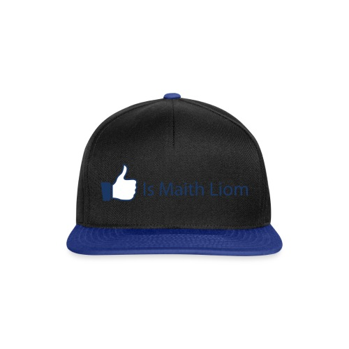like nobg - Snapback Cap