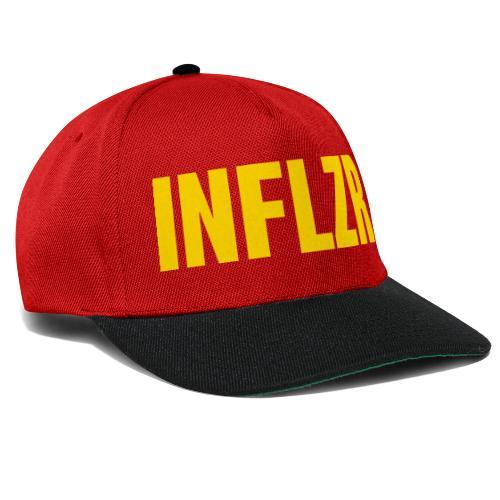 INFLZR yellow - Snapback Cap