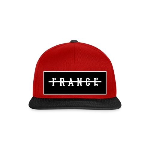 FRANCE S png - Snapback Cap