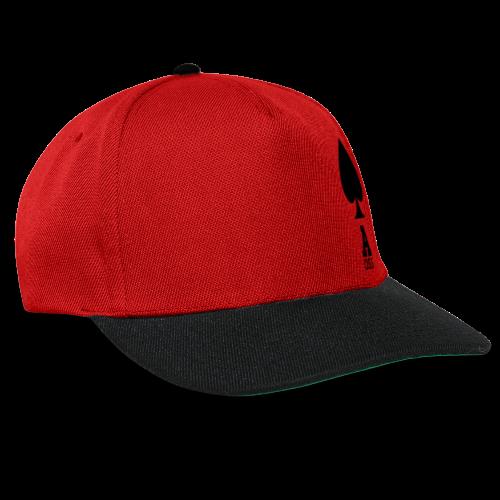 PIK ASS - Snapback Cap