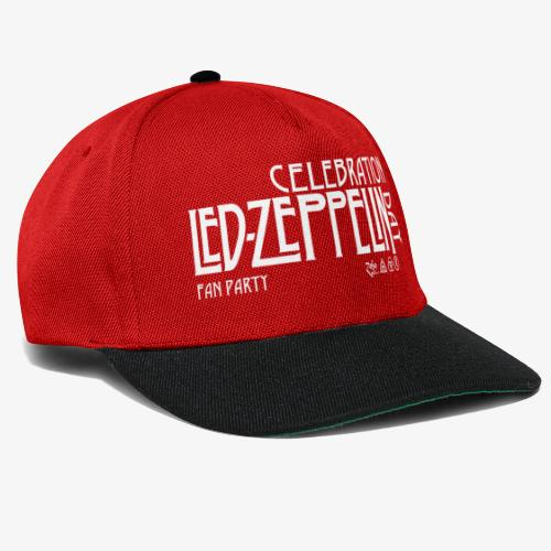 LZ Fan Celebration Day White - Snapback Cap
