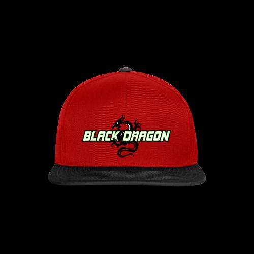 Black Dragon - Snapback cap