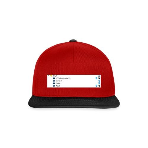 Der Channel - Snapback Cap