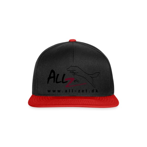 All Zet Logo - Snapback Cap