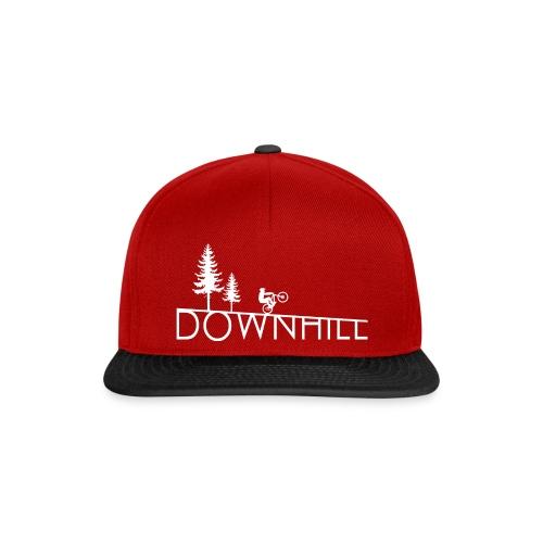 Downhill Manuel Design - Snapback Cap