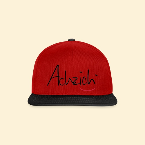 Achzig - Snapback Cap