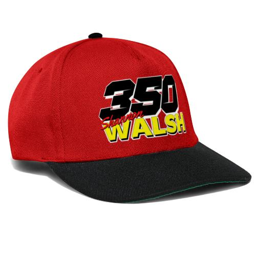 Shannon Walsh 350 Hot Rod - Snapback Cap