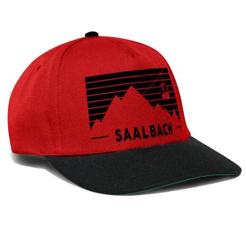 Saalbach Stripes - Snapback cap