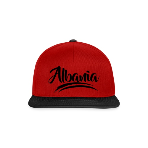 albania modern - Snapback Cap