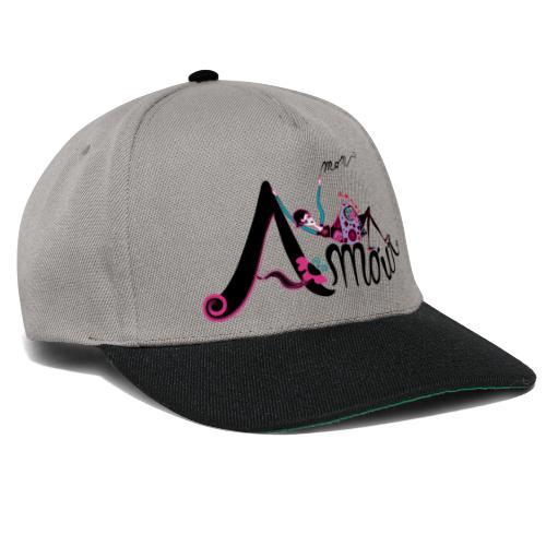 Love Mon Amour - Snapback Cap