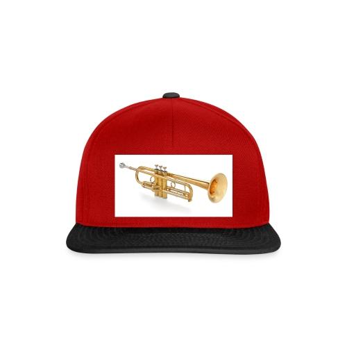 the trumpet - Snapback Cap