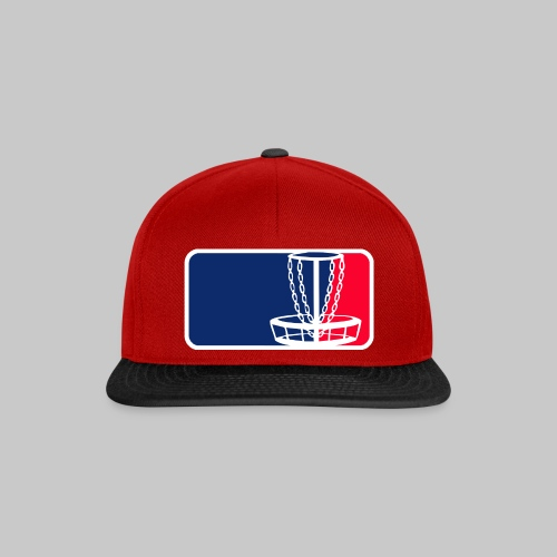 Disc golf - Snapback Cap