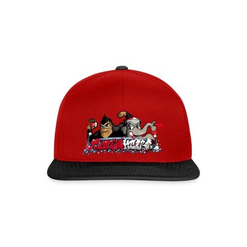 Cupfighters Rotterdam - Snapback cap