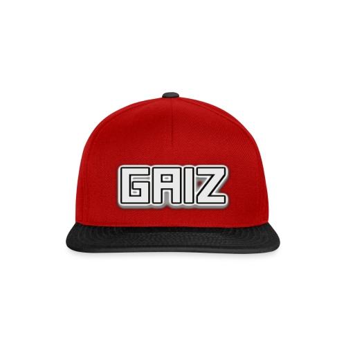 GAIZ-SENZA COLORE-BIANCO - Snapback Cap