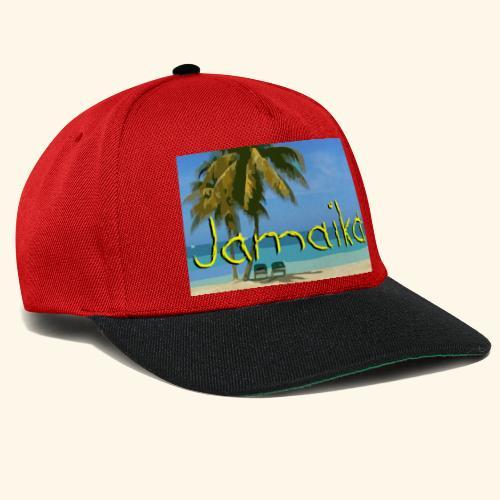 JAMAIKA - Snapback Cap