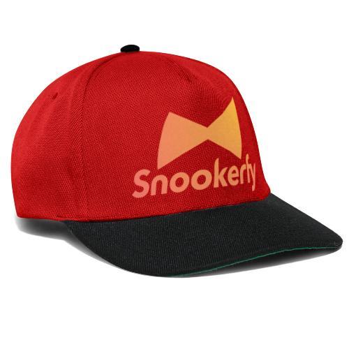 Snookerfy - Snapback Cap