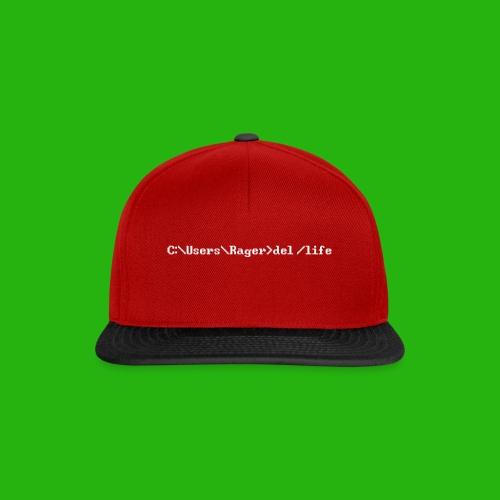 Programming Get A Life - Snapback Cap