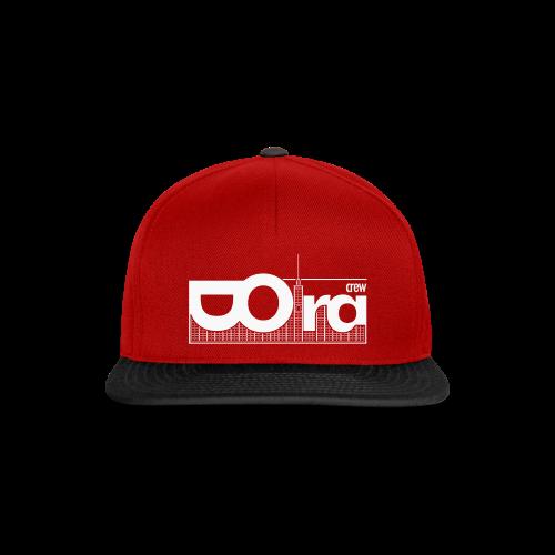 DORA Crew Logo —W - Snapback Cap