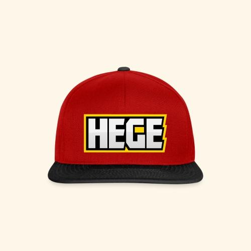 Hege - Snapback Cap