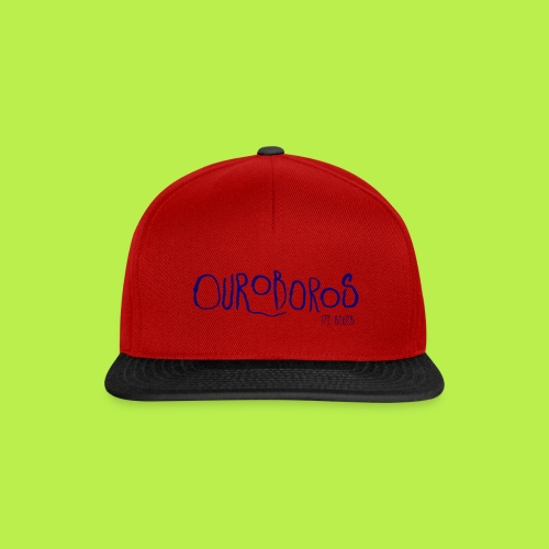 Ouroboros the Series - Snapback Cap