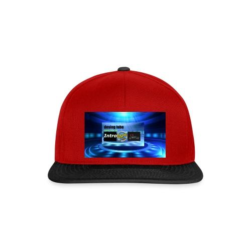full banner t-shirt - Snapback cap
