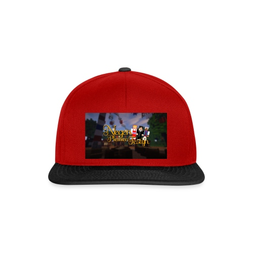 Posterlogo2 - Snapback cap