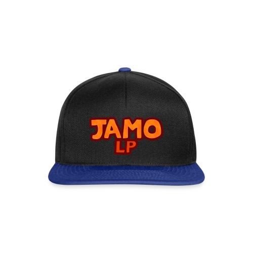 JAMOLP Logo T-shirt - Snapback Cap