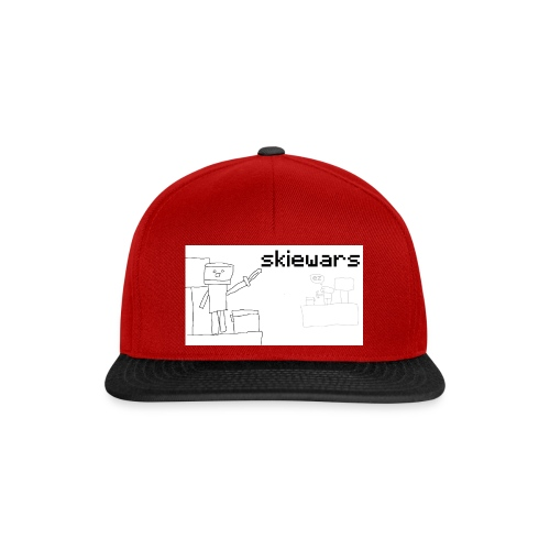 SKIEWARS - Snapback cap