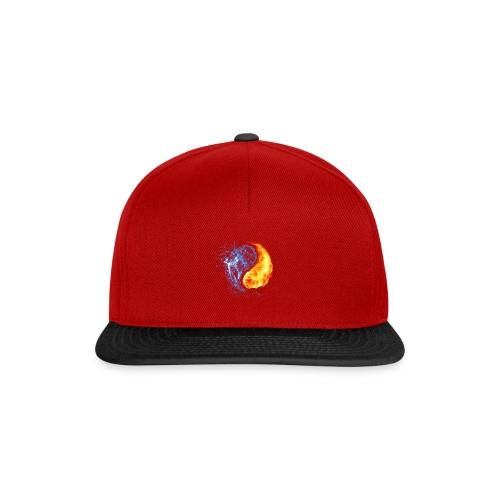 Abstract - Snapback Cap