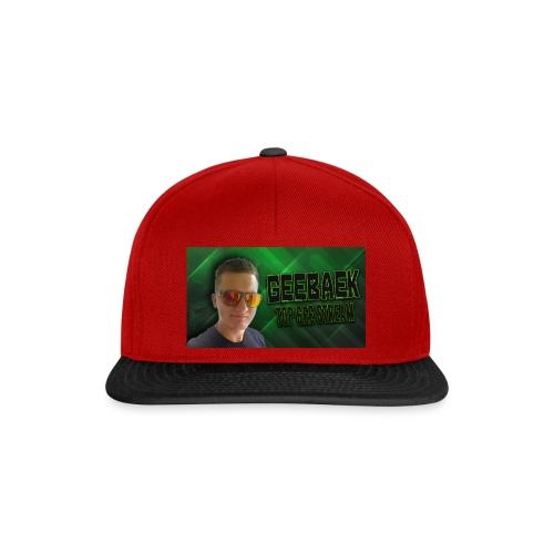 Geebaek - Snapback Cap