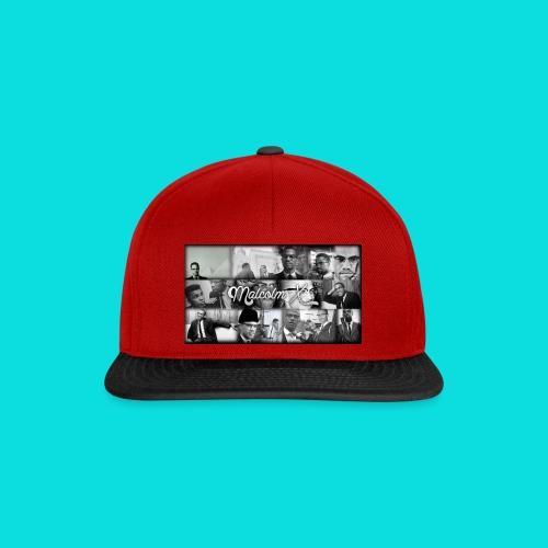 malcolm X - Snapback Cap