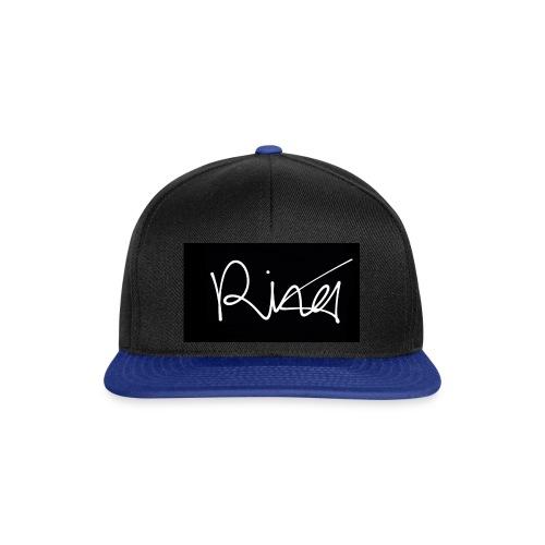 Autogramm - Snapback Cap