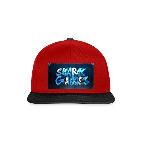 SharkGames - Snapback Cap