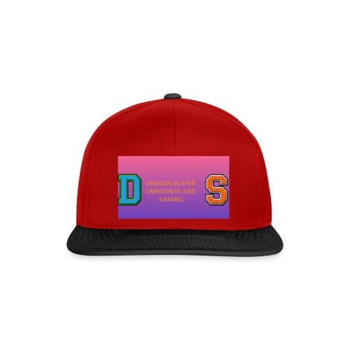 DSUAG Official Merchandise - Snapback Cap