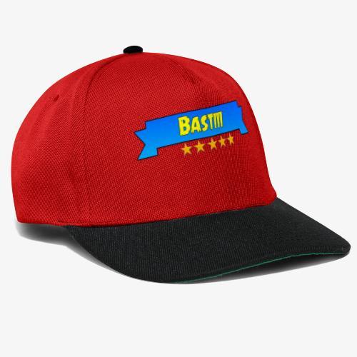 Bastiii | Deluxe Merch - Snapback Cap
