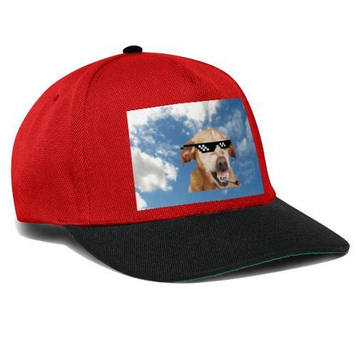 Dog thuglife - Snapback Cap