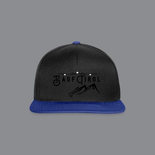 Sauftirol Design - Snapback Cap