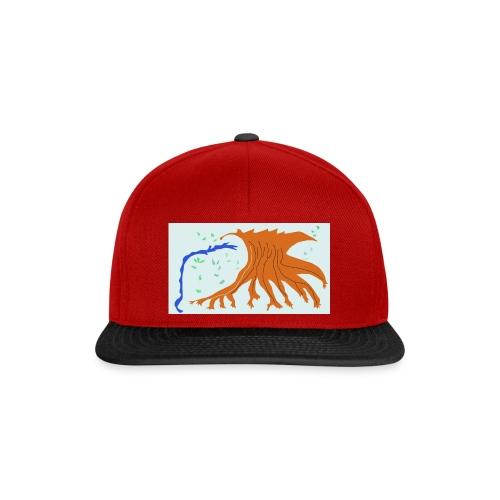 The Snowland Tree - Snapback Cap