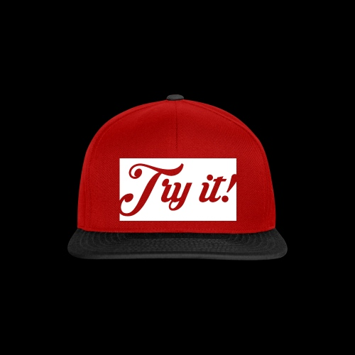 TRY IT! / INTENTALO! - Gorra Snapback