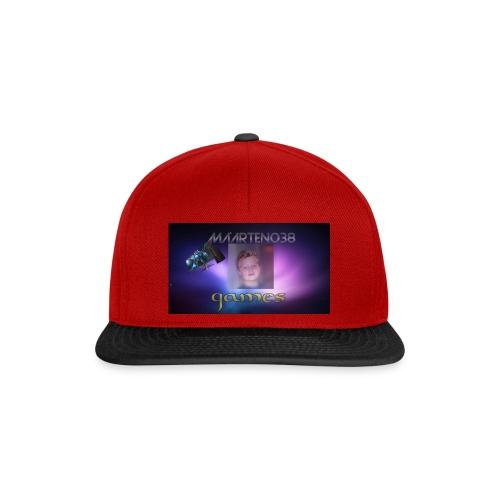 maarten038 kleding - Snapback cap