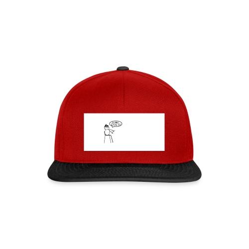 DE DIKZAK - Snapback cap