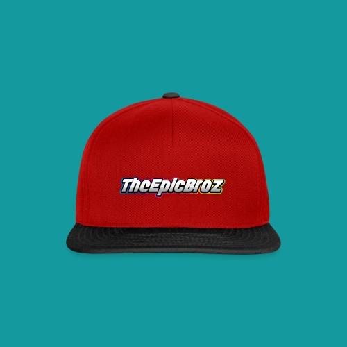 TheEpicBroz - Snapback cap
