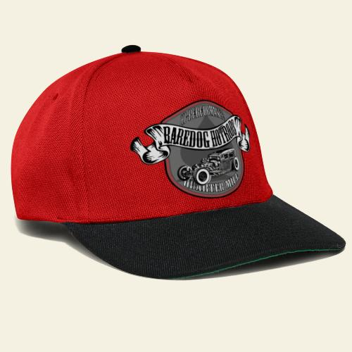 rod logo - Snapback Cap