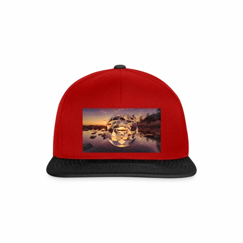 Geometric Design 2.1 - Snapback Cap