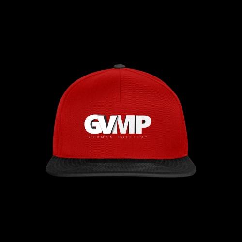 GVMP Schriftzug - Snapback Cap