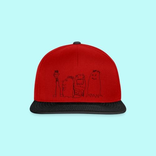 4 SportsGeister - Snapback Cap