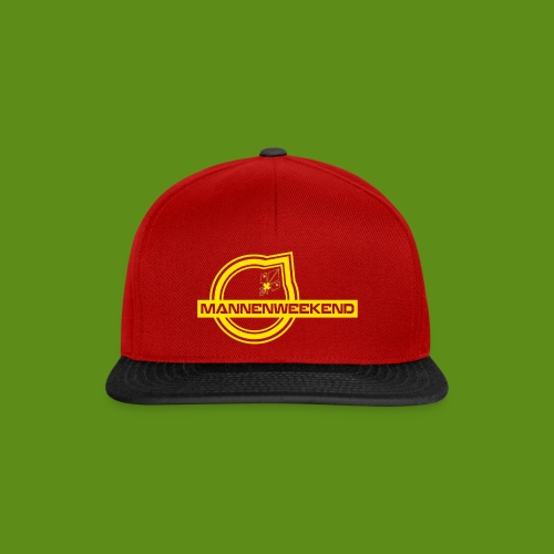 MannenWeekend Outfit - Casquette snapback